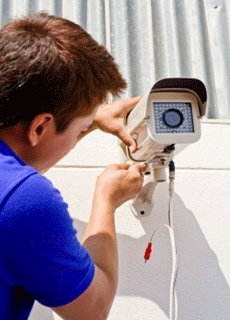 Emergency CCTV service and maintenance in North London areas